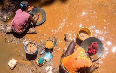 L'orpaillage à Madagascar