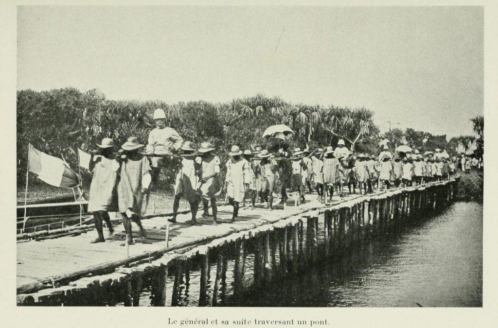 Madagascar de la colonisation à l'indépendance