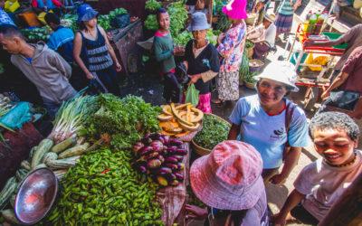 "Le grand marché d'Antsirabe : Sabotsy ou ""Antsena Sabotsy"""