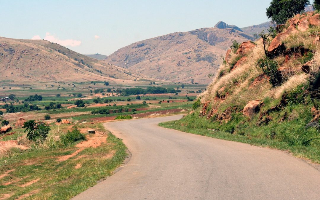 Le réseau routier malgache