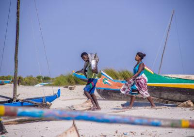 Madagascar - Morondava pêcheurs