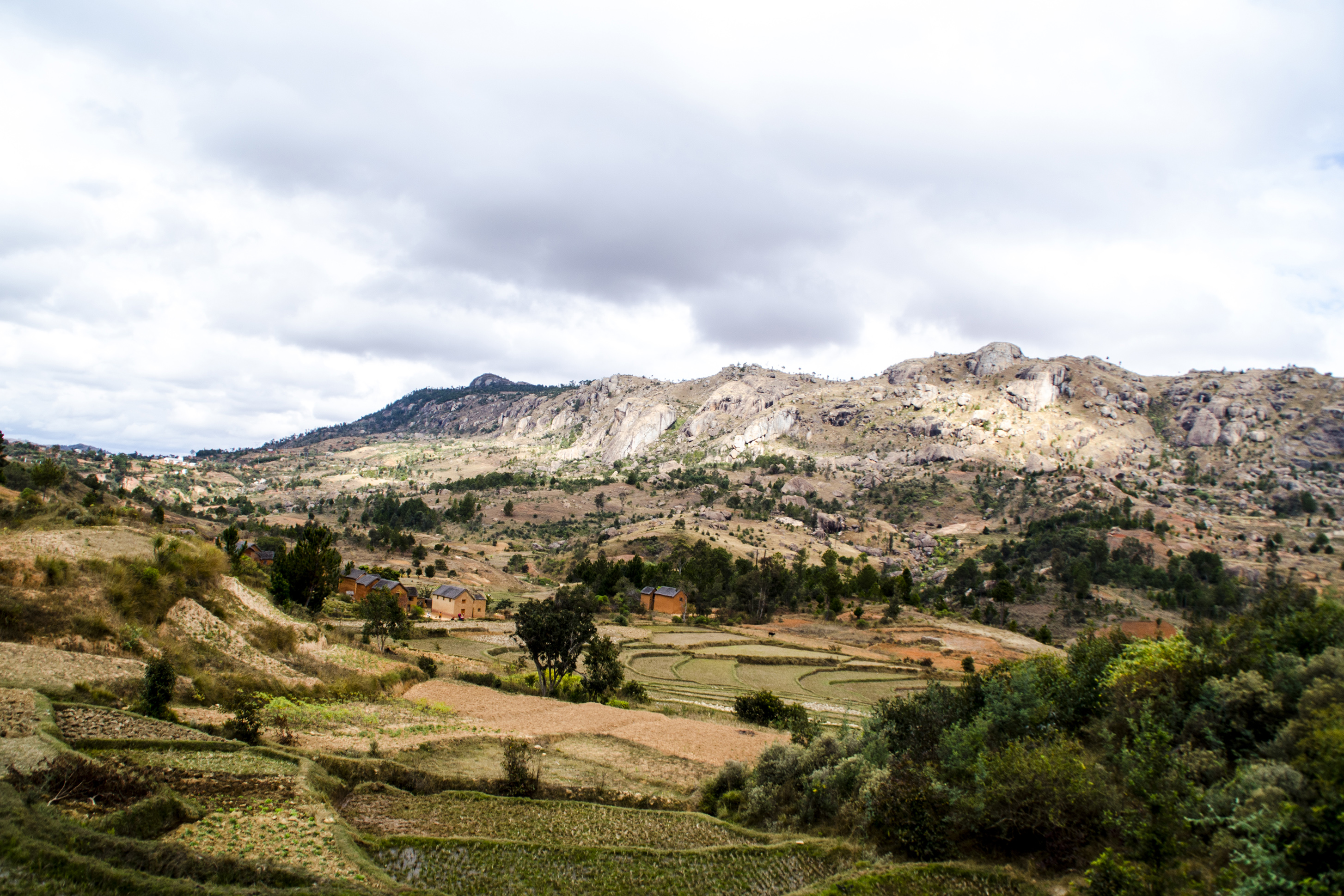 Madagascar - Les Hauts Plateaux
