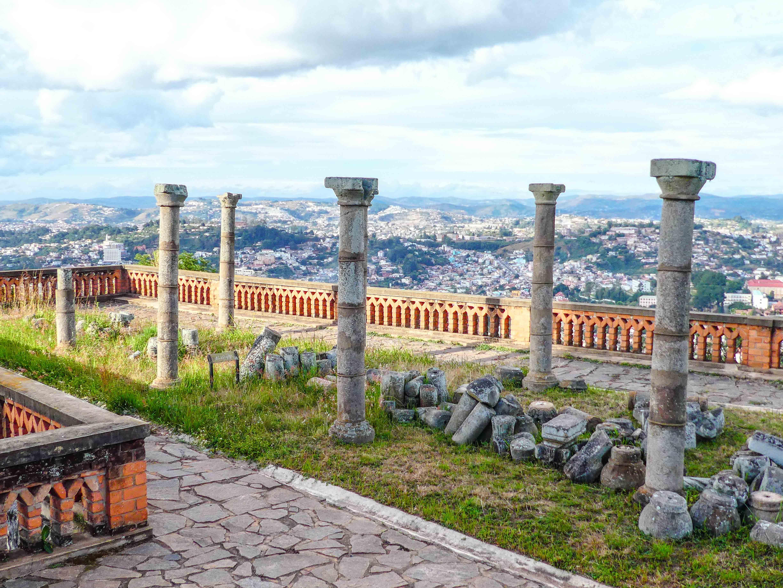 Madagascar - Tana, Palais de la Reine - Antananarivo (Marion Fras) 1