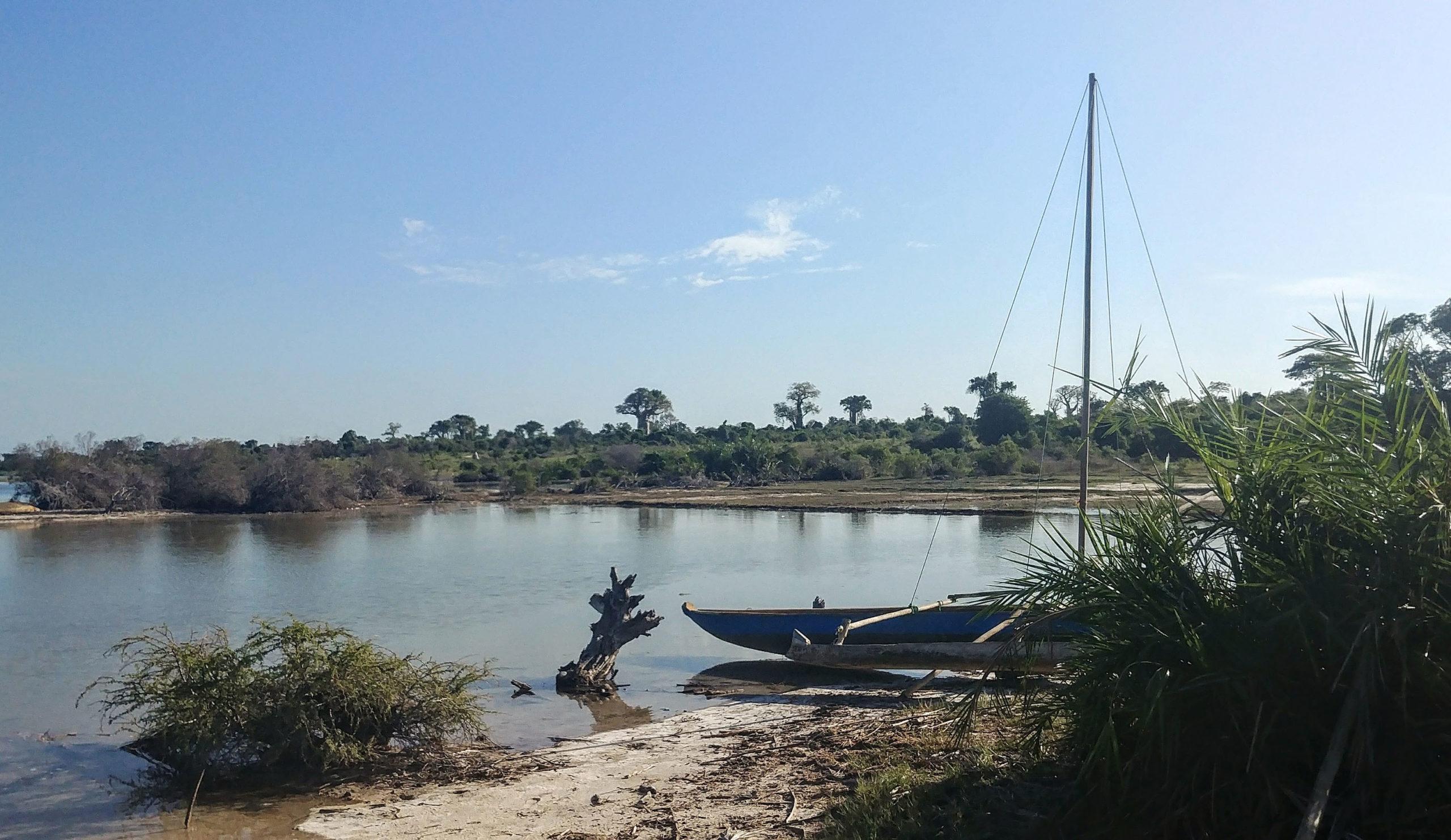 Madagascar - Village de Mangily 2