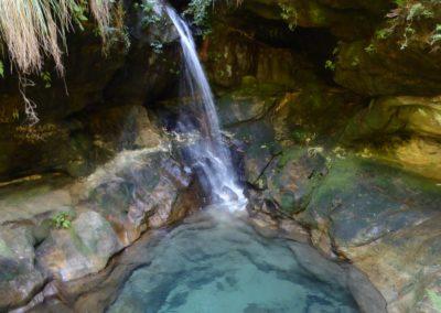Isalo piscine bleue