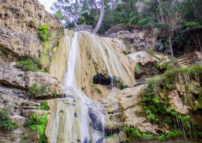 Tsiribihina - La cascade