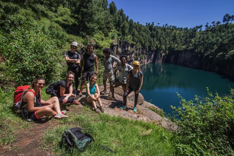 Madagascar - Le lac Tritriva