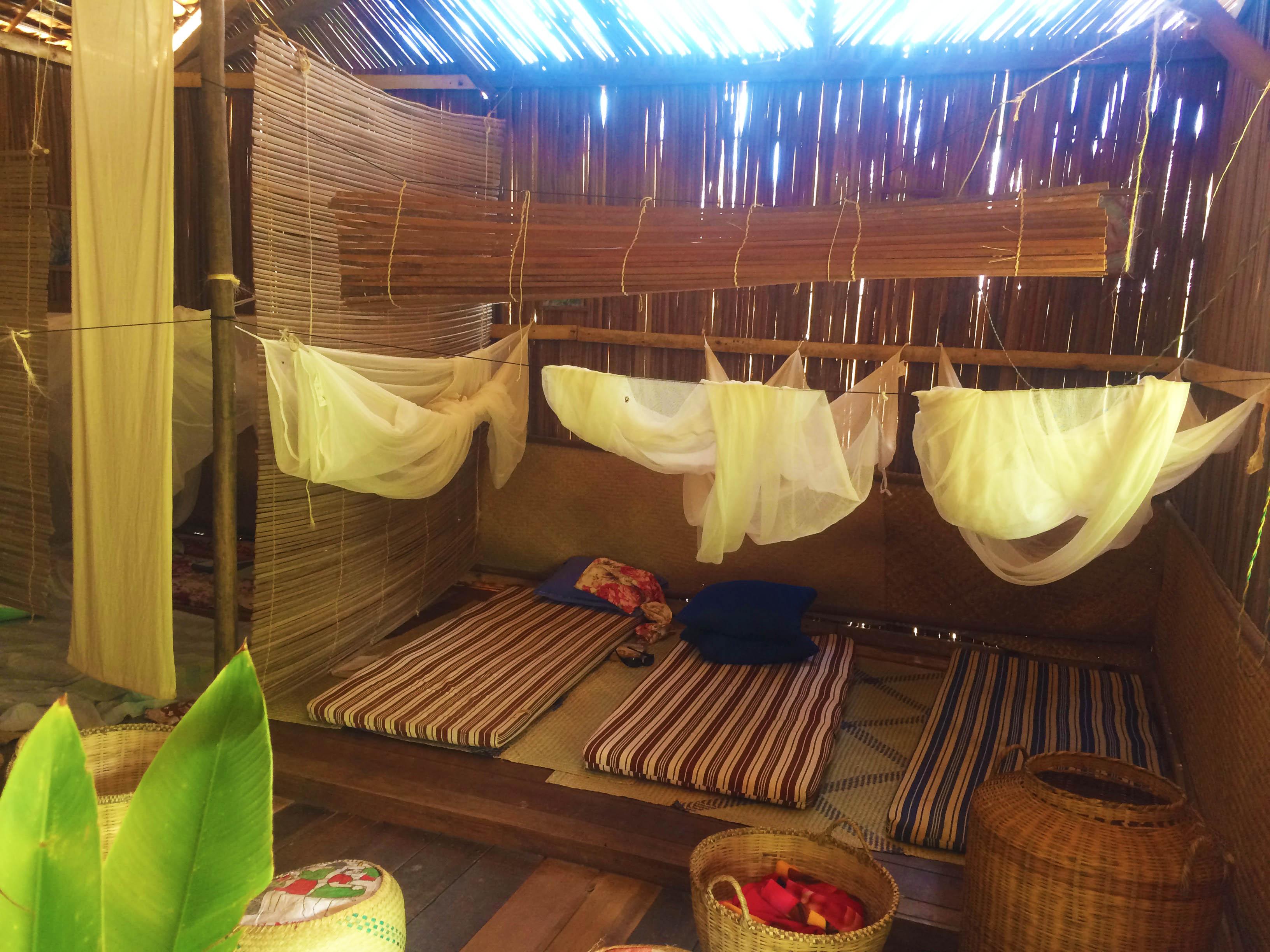 Madagascar Ambanaja gite communautaire