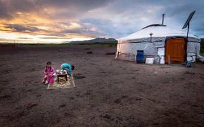 MONGOLIE – Immersion solidaire : terres lointaines (16 jours)