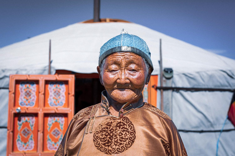 Mongolie - femme