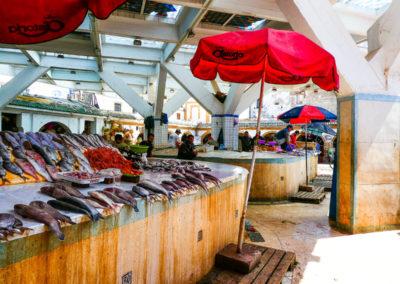 Essaouira, marche aux poissons