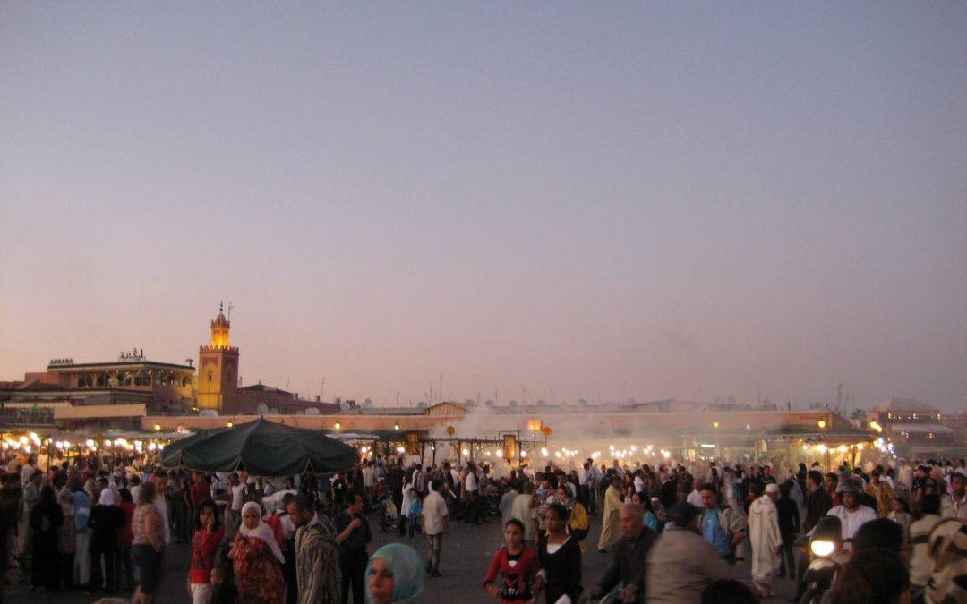 Marrakech, l'intensité au cœur du Maroc