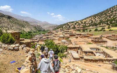 MAROC – Rencontres berbères au cœur de la vallée heureuse (10 jours)