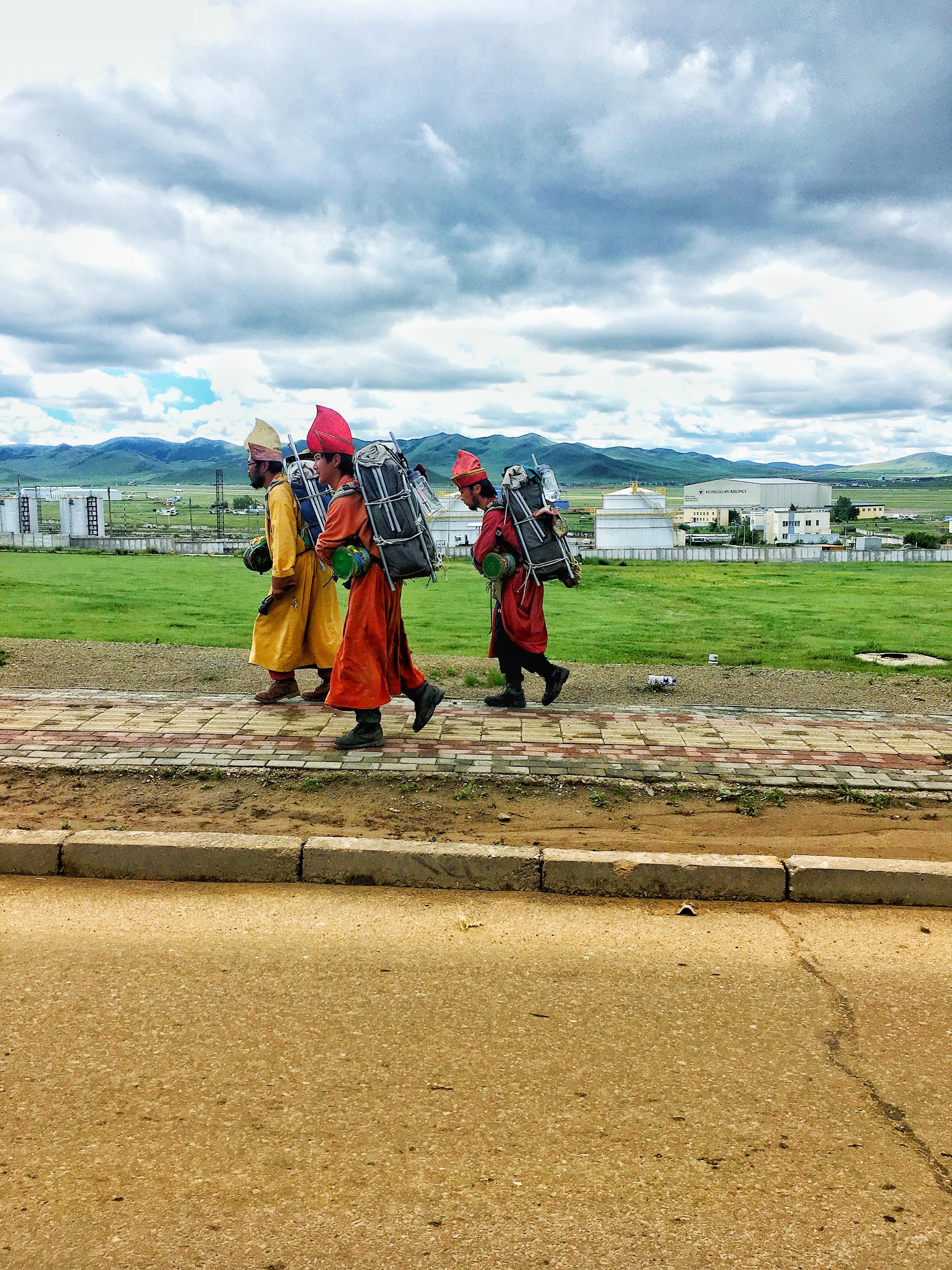 Mongolie sur la route de Naiman Nuur