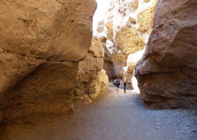 Namibie - Sesriem canyon