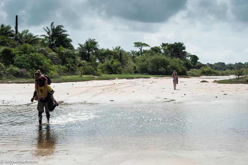 Sénégal - randonnée Cachouane Diémbéring