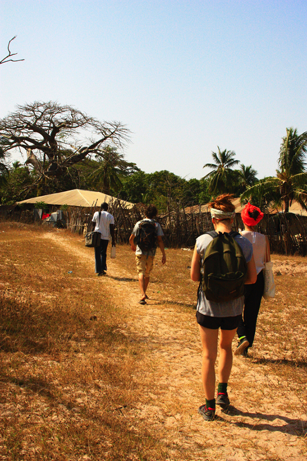 Senegal - Randonnée autour nioumoune