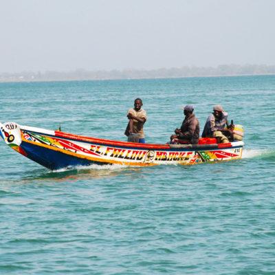 Senegal - bateaua
