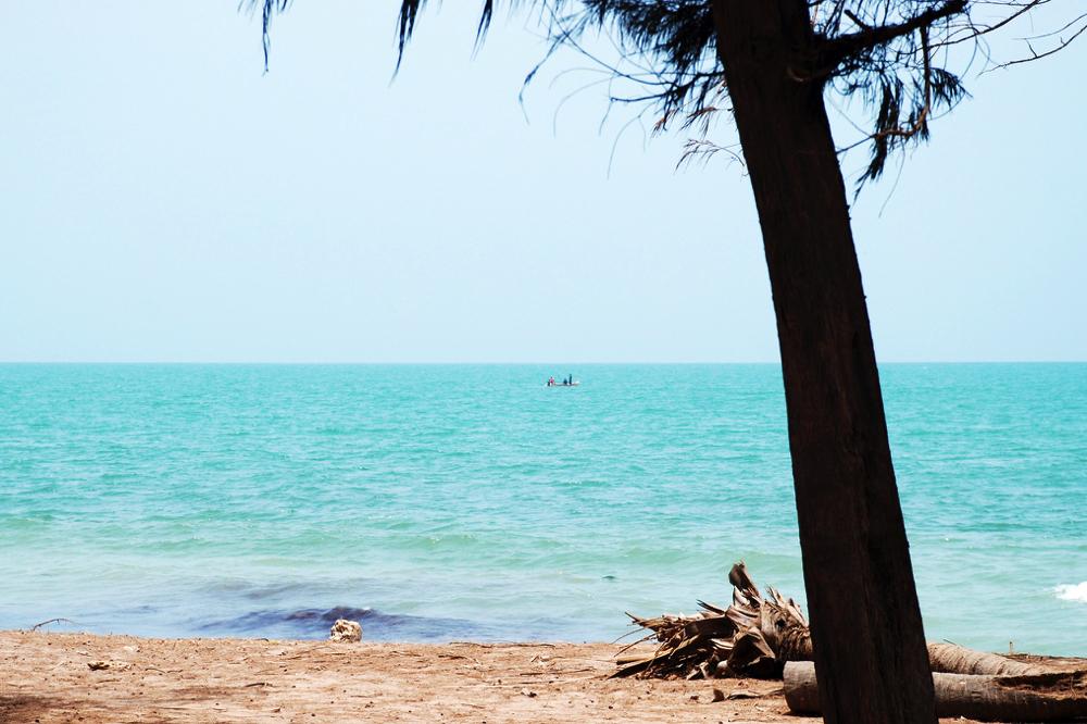 Senegal - bord de mer