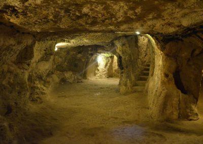 Turquie - Derinkuyu, ville souterraine