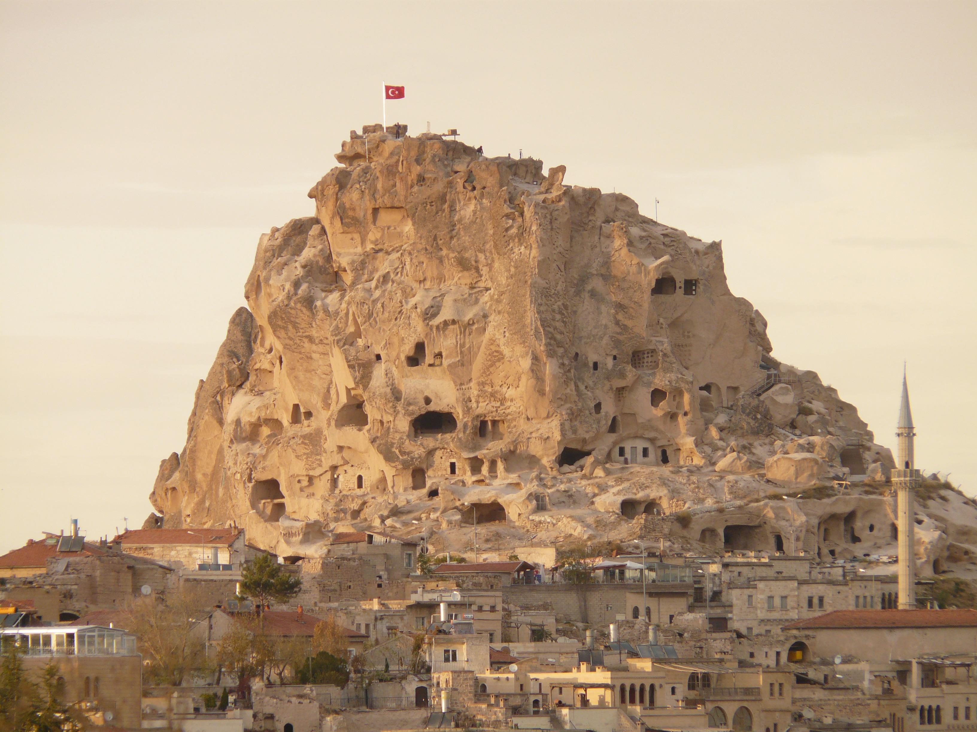 Turquie - Village Uçhisar