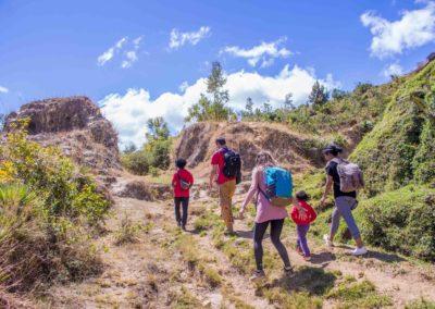 Madagascar - Betafo, Randonnée
