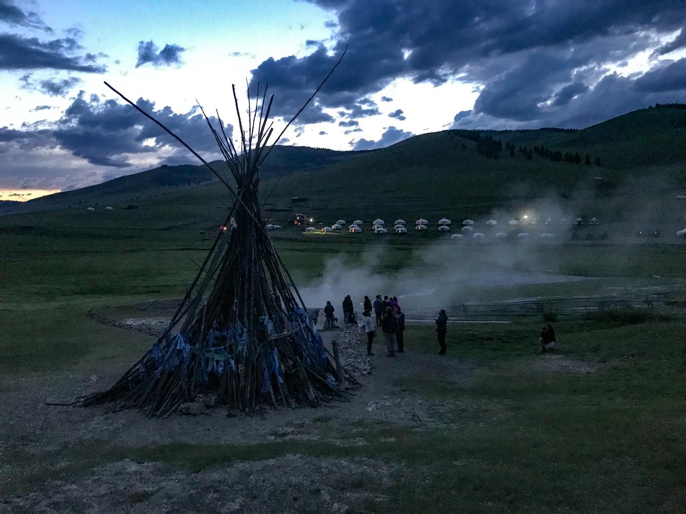 Mongolie - Tsenkher