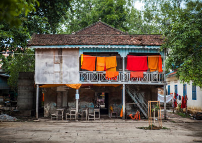 Cambodge - Maison a Battambang