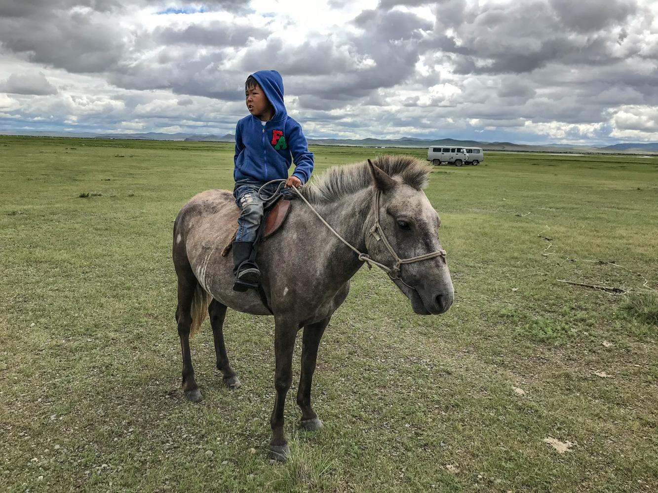 Mongolie - Parc national de Khustai (Charlie Marlot)