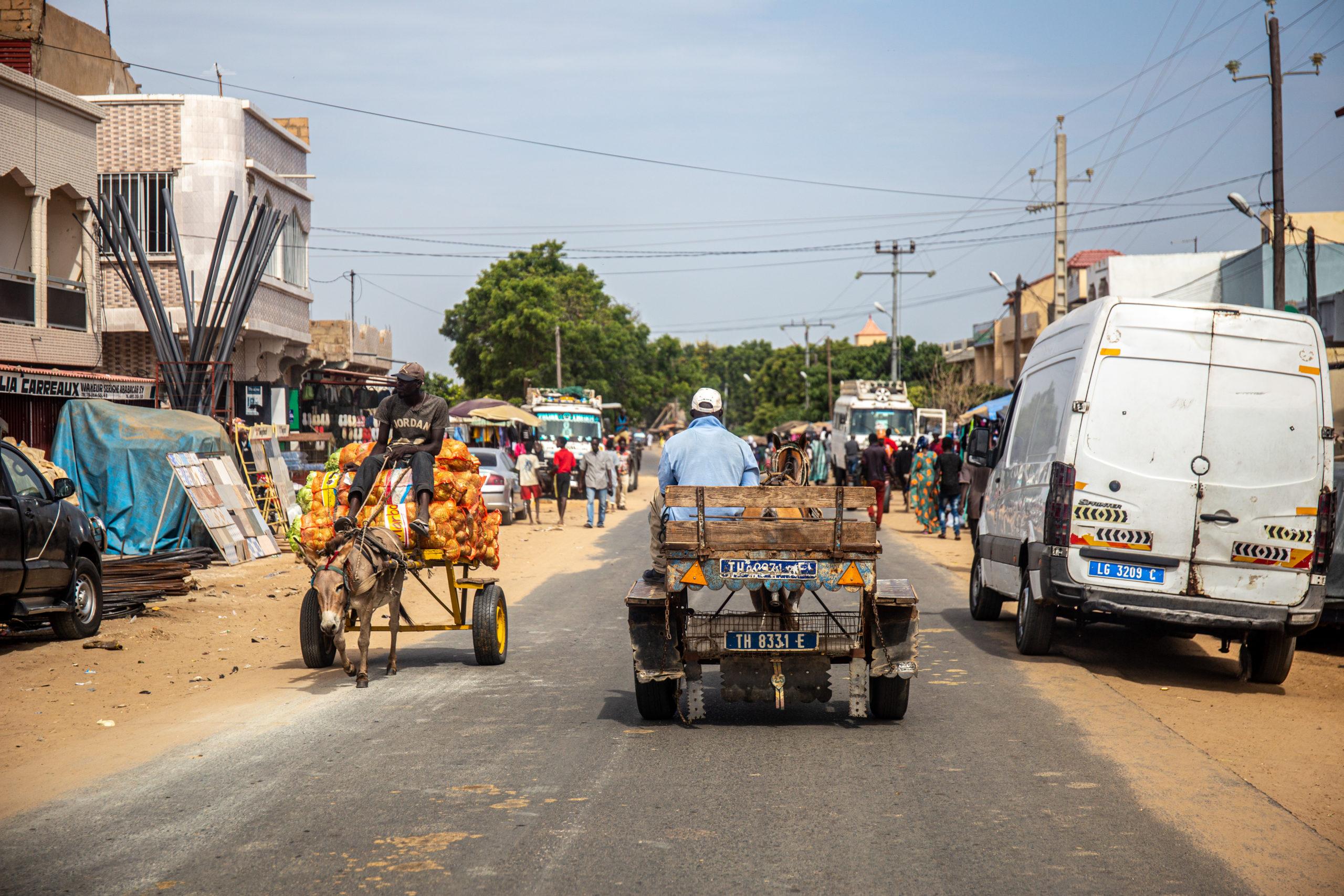 Sénégal - Dakar, Yoff
